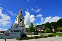 Aueßenansicht Gasthaus Ogris