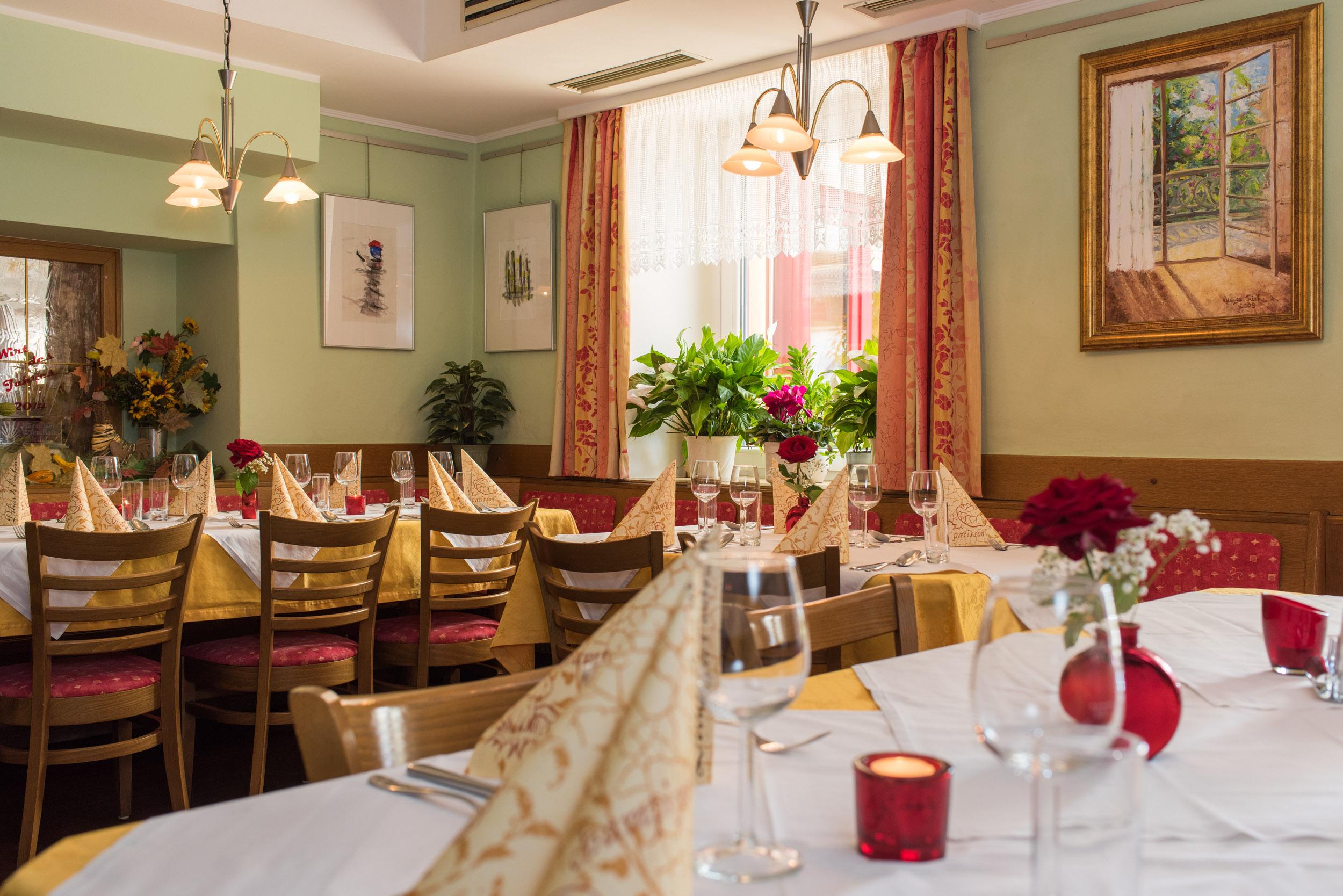 Gasthaus-Ogris-Venti-Tisch