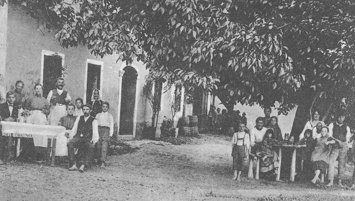 Gasthaus-Ogris-vor-1940